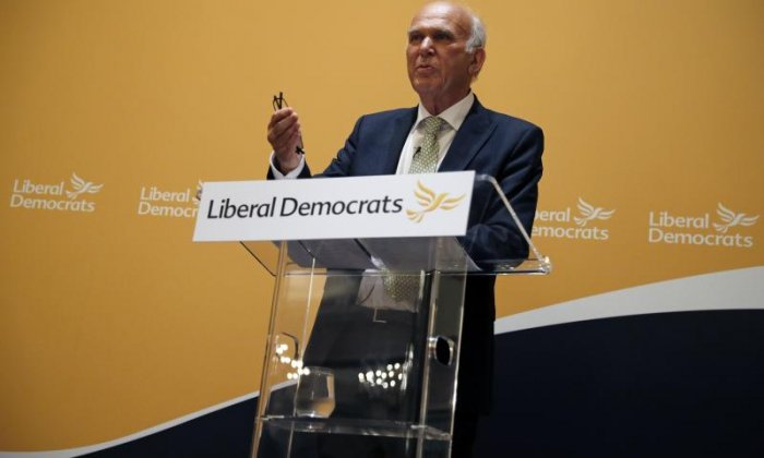 Sir Vince Cable: 'I'm not sneering at older people'