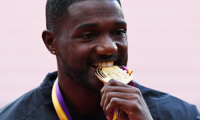 Justin Gatlin: 'Athletes can't see the point in staying drug free when those who don't can compete'