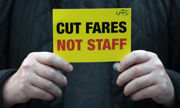 RMT announces ballot for new strike action on South Western Railway