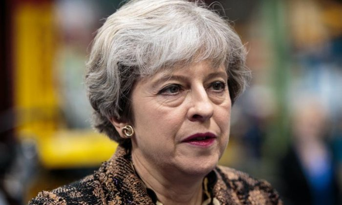 Brexit: Theresa May firmly rejects accusations UK will stay under justice from foreign courts