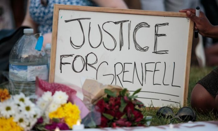 Grenfell Tower: 'unoccupied millionaire homes not relevant to tragedy', says property guru