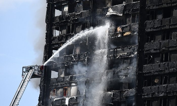 Two months have passed since the inferno at Grenfell Tower