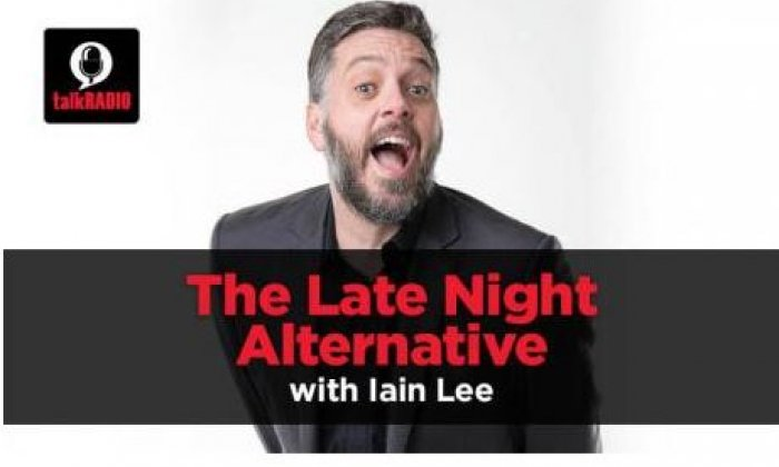 The Late Night Alternative with Iain Lee: Fits and Dilemmi