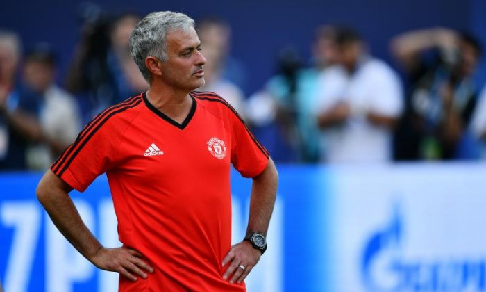 Manchester United manager Jose Mourinho has still to move to Manchester