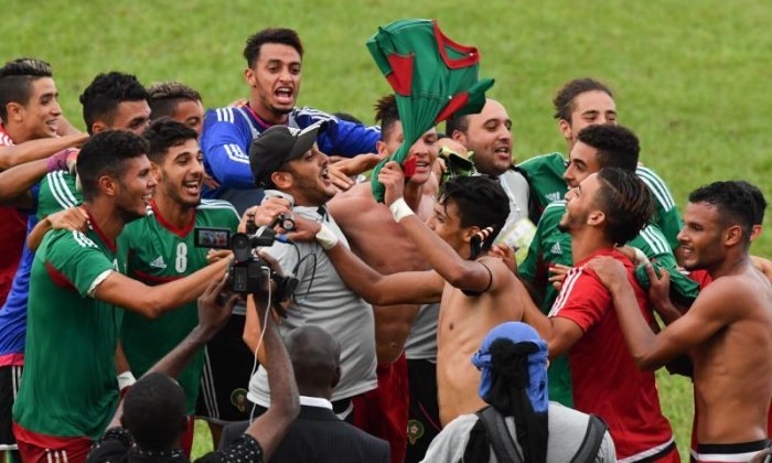 Morocco officially bids for 2026 World Cup