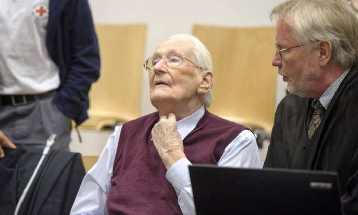Former Auschwitz guard, 96, found fit to serve prison sentence