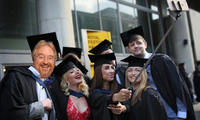 University: 'The conveyor belt mentality of education must be broken', says Mike Parry