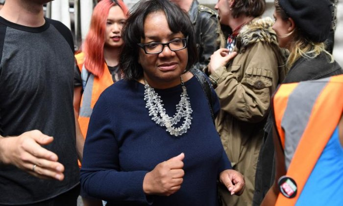 Amnesty has revealed the amount of abuse suffered by Diane Abbott in the first six months of this year