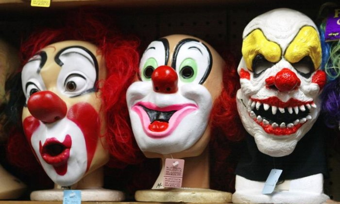 Killer clown: Woman arrested 'nearly 30 years after murder'