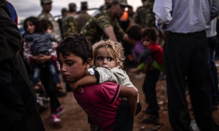 Human rights group claims Syrian refugee school aid budgets are missing millions