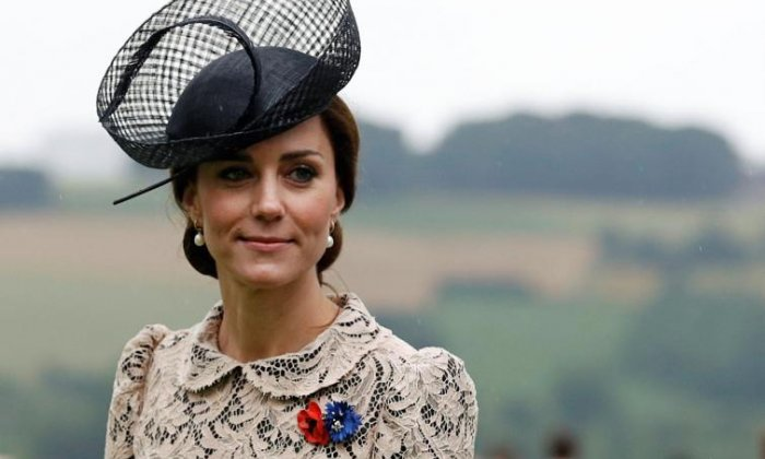 Kate Middleton just announced she's pregnant with her third child