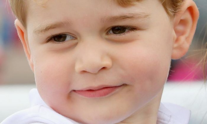 Prince George starts first school day, but Duchess of Cambridge is absent due to illness