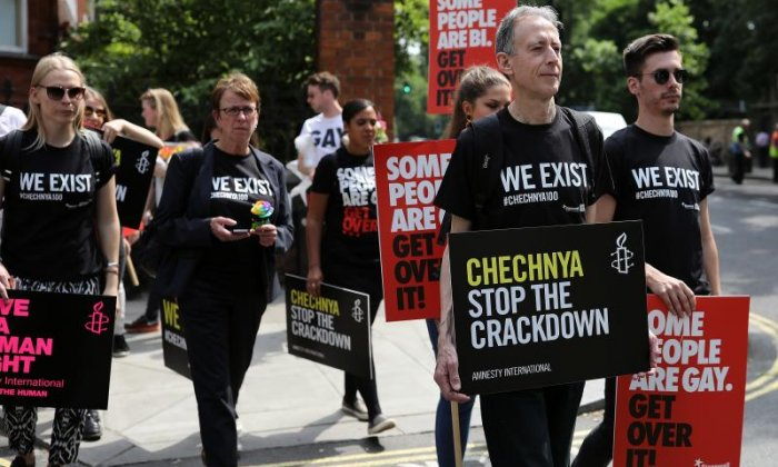 Canada grants asylum to LGBT people from Chechnya