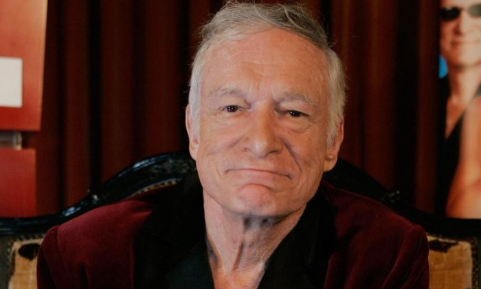 'Hugh Hefner was a publishing revolutionary but held back by his moral stance', says Mike Parry