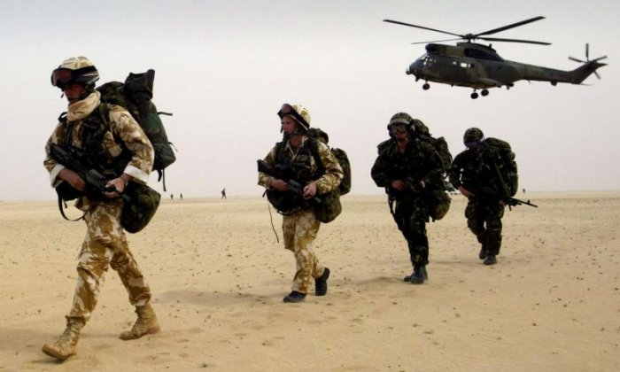 RAF: 'Some military men see women as some sort of weird zoo species', says journalist