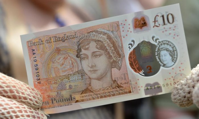 New £10 note: The new security features which help ensure your money is genuine