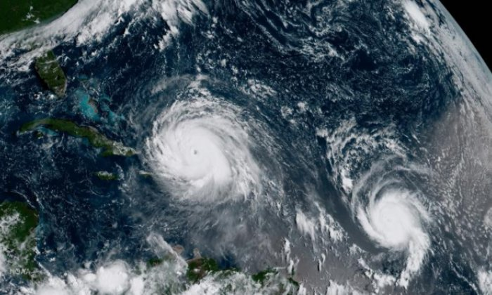 Hurricane Irma: 'A lot of people were thinking it was the end of the world' says journalist
