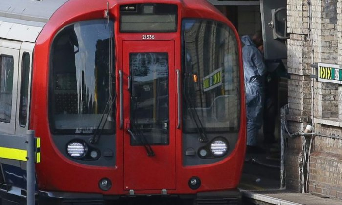 Authorities continue to deal with Parsons Green explosion as District line is suspended