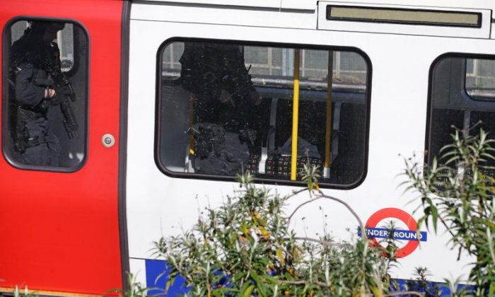 Turkey condemns London metro blast