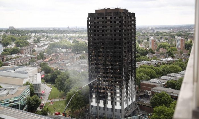 Police to quiz 336 firms in wake of Grenfell fire