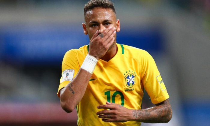 Neymar was prised away from PSG for a huge amount this summer