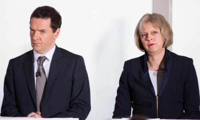 Osborne and May have long been enemies, says Guido Fawkes blogger Paul Staines