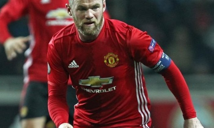 Rooney spent 13 years at United and broke the club's all-time scoring record