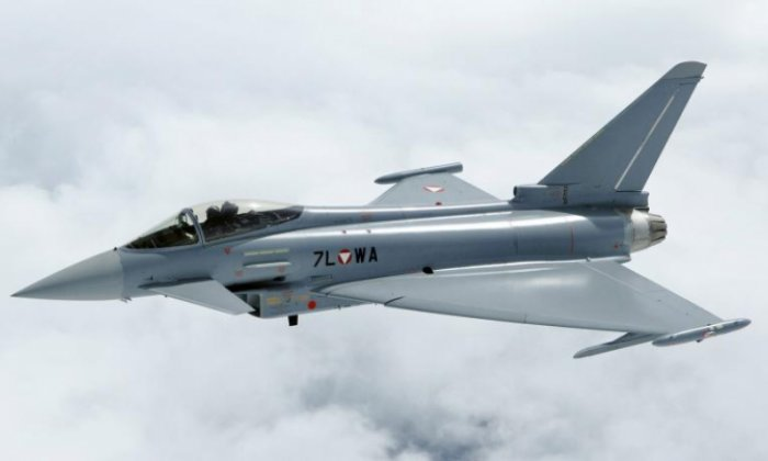 Eurofighter jet crashes in Spain, killing pilot