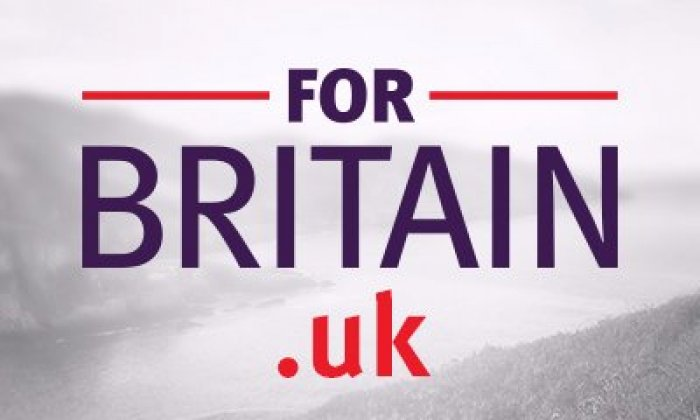 For Britain - the new political party launched by Ukip leadership hopeful Anne-Marie Waters