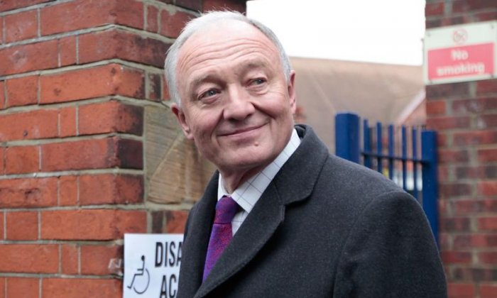 T-charge: 'Boris Johnson did nothing about pollution, so I'm over the moon Sadiq Khan is', says Ken Livingstone