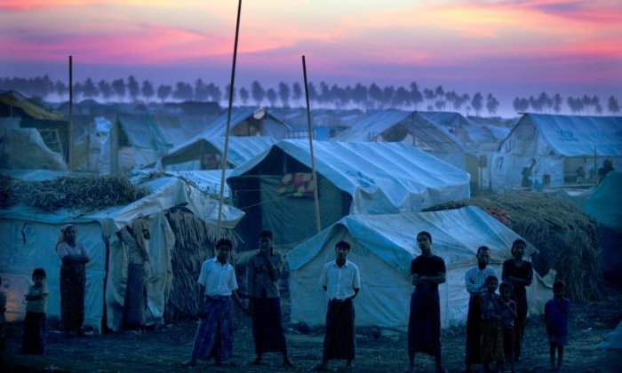 Myanmar makes offer to take back Rohingya refugees