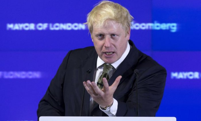 Calls for Boris Johnson to be sacked after Libya 'dead bodies' comment