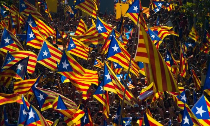 'There can only be blood' in Catalan independence, says George Galloway