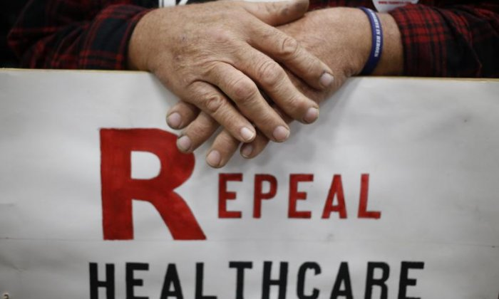 Obamacare repeal: Republicans reported to have privately admitted defeat