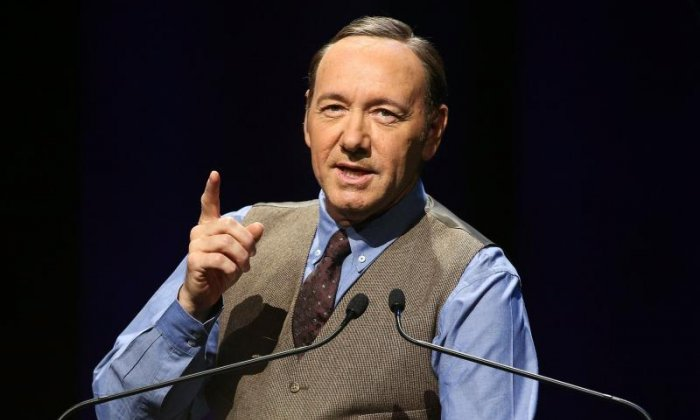 Kevin Spacey: 'He's played into a vicious trope around gay people' with coming out statement, says journalist