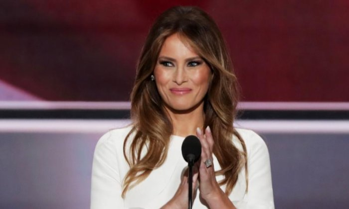 'Melania Trump's body double could be Caitlyn Jenner', says comedian