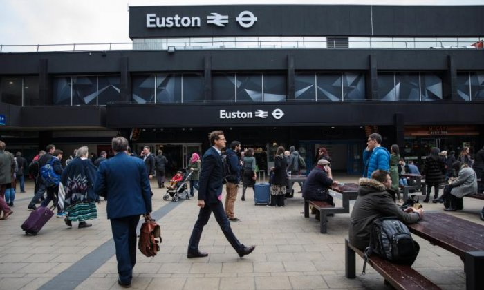 Major disruption for Euston Station commuters after train hits individual in Wednesday rush hour
