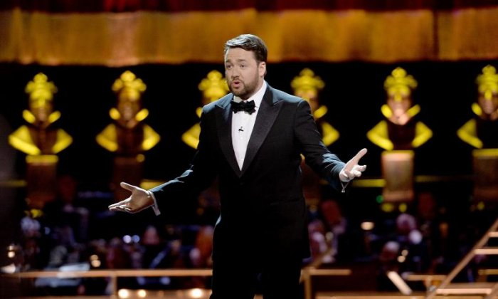 Jason Manford talks about his debut album 'A Different Stage'