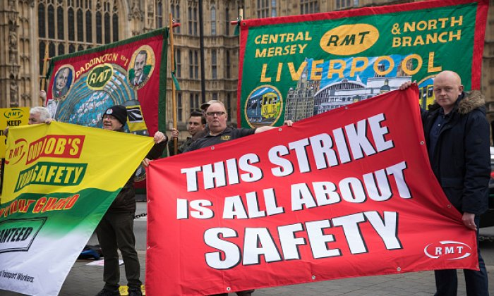 New RMT strike set to cause travel misery across UK train operators