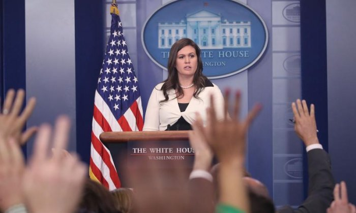 White House defends Trump decision to mention chief-of-staff's son in Niger soldier statement
