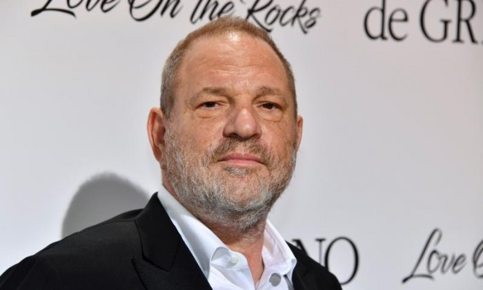 Harvey Weinstein's wife says she is leaving him in public statement on scandal
