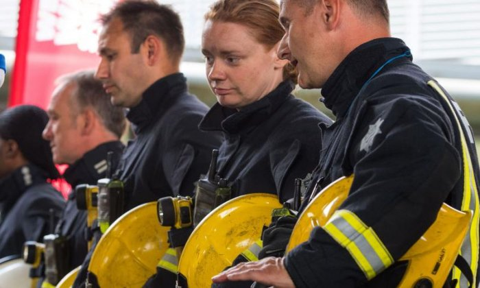 Don't call firefighters firemen else women won't join profession, says London Fire Brigade