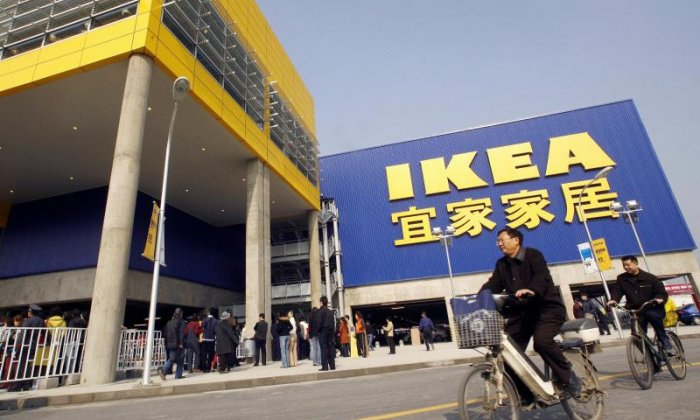 Chinese Ikea advert slammed for being 'sexist and twisted'
