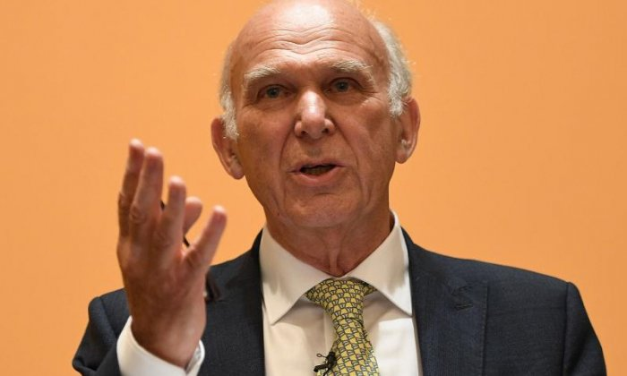 Brexit: 'Liam Fox is living on another planet and no deal would be suicide', says Vince Cable