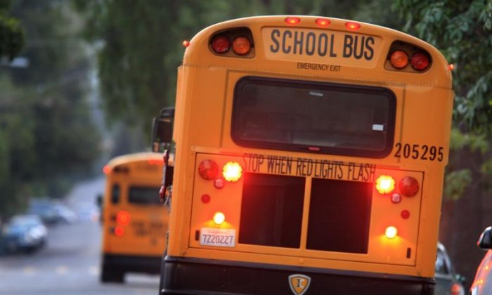 School warns of suspicious bus in Ypsilanti