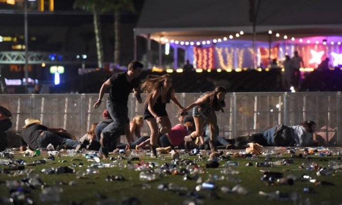 Asian Woman Cleared in Las Vegas Mass Shooting