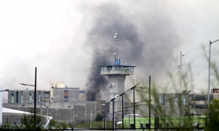 Prison riot in Mexico leaves 13 dead and eight in critical condition