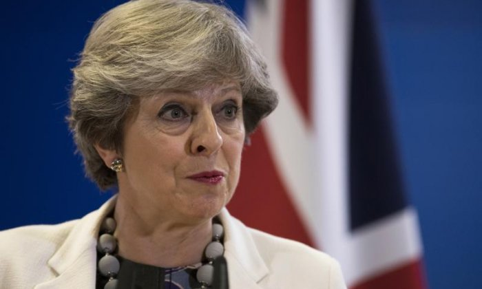 'The Prime Minister is a joke' - Twitter users blast Theresa May after PMQs performance over Universal Credit and Brexit