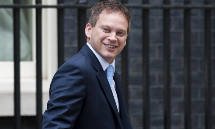 Grant Shapps has admitted being involved in a plot to oust Theresa May