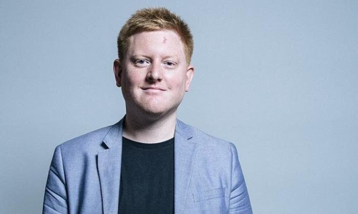 Jared O'Mara has lost the Labour Party whip